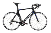 Cervelo S5 VWD Sram Red Compact schwarz
